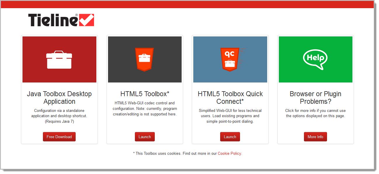 Opening the Java or HTML5 Web-GUI & Login