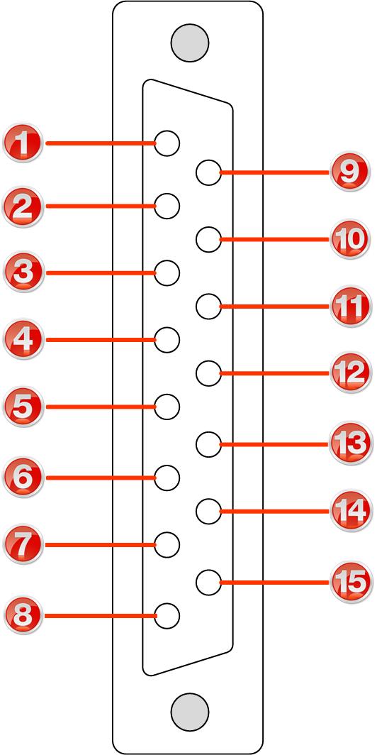 Db9 To Db15 Wiring Diagram